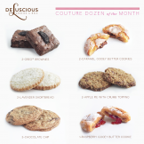 May Couture Dozen of the month