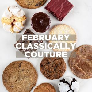 February Classically Couture