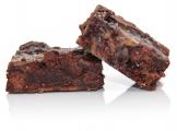 Triple Chocolate Caramel Brownie