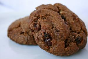 Vegan Gluten-Free Oatmeal Raisin