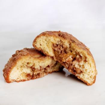 Apple Crisp Gooey Butter Cookie
