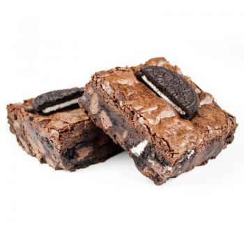 Triple Chocolate Oreo® Brownie