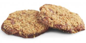 Apple Pie Crumb Cookie