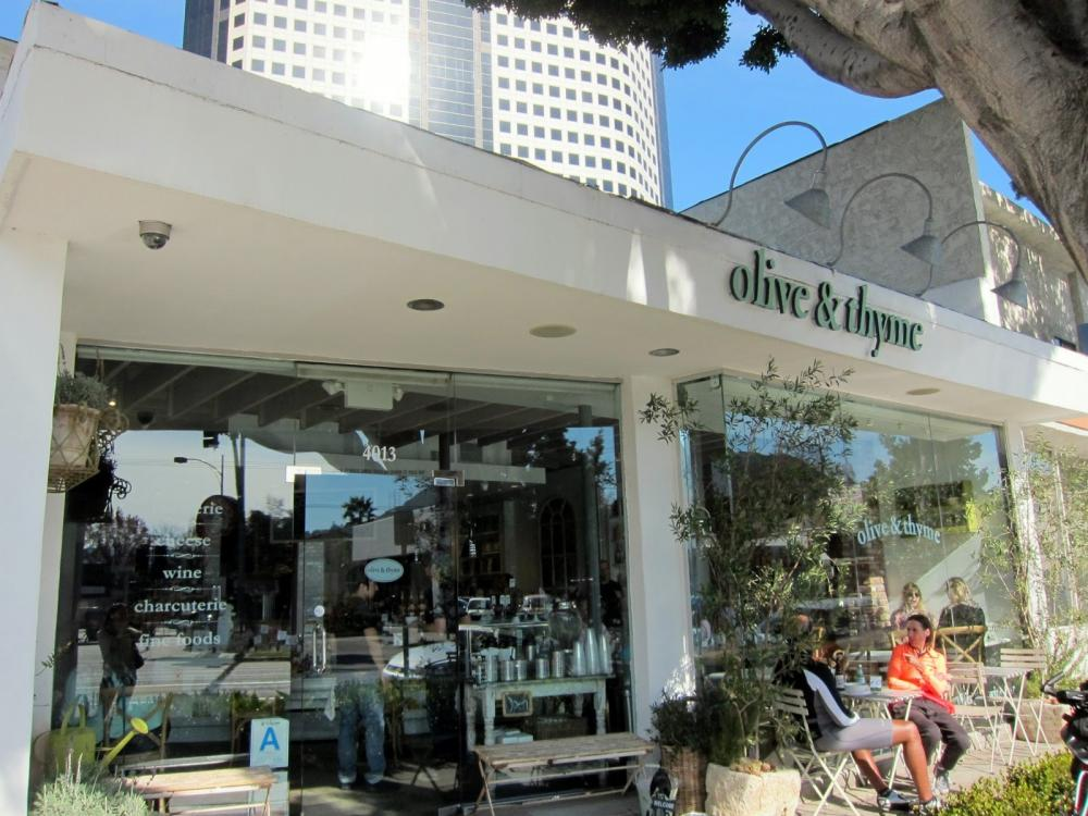 Partners in Profile: Olive & Thyme