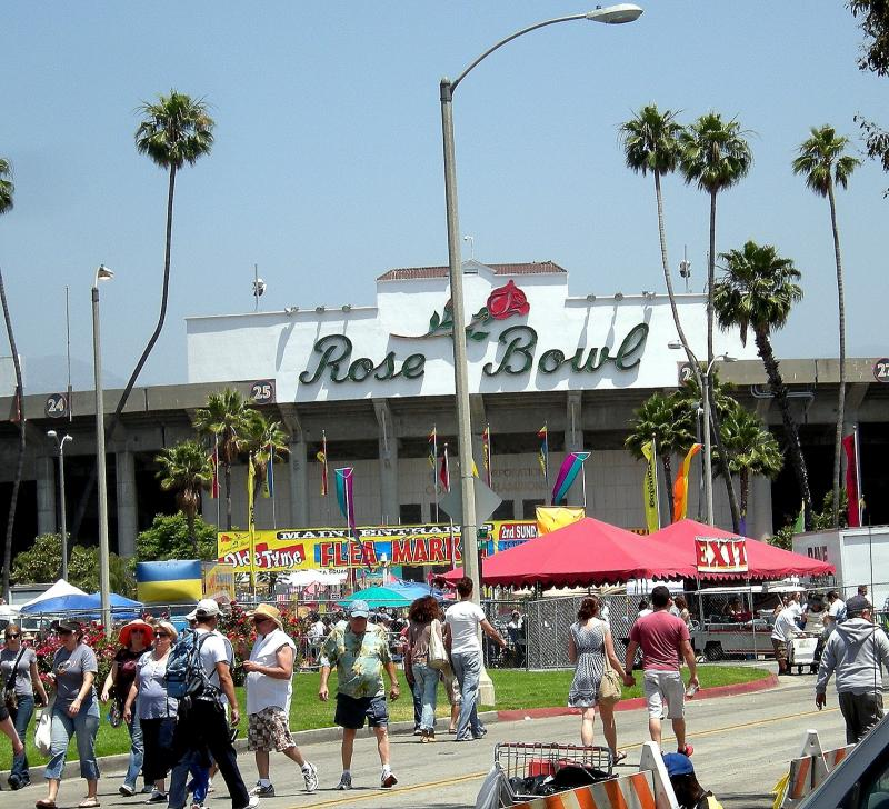 We Love LA: The Rose Bowl Swap Meet