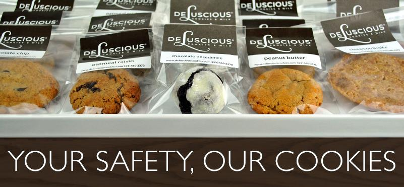 Your Safety, Our Cookies