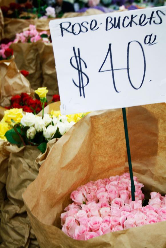 We Love LA: The Los Angeles Flower Market