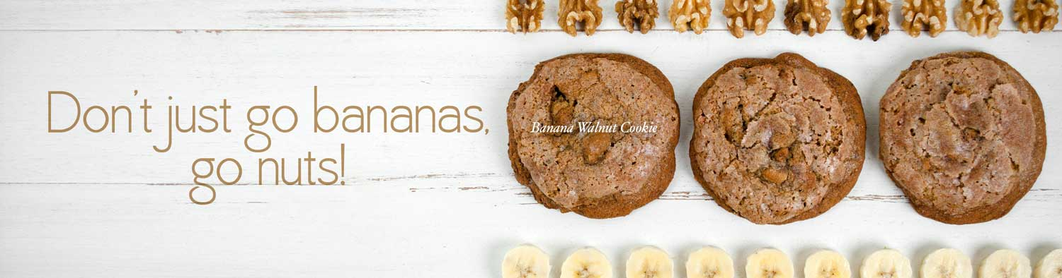 Summer 2017 Banana Walnut