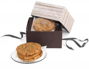 Vegan Gluten-Free Chocolate Chip Cube