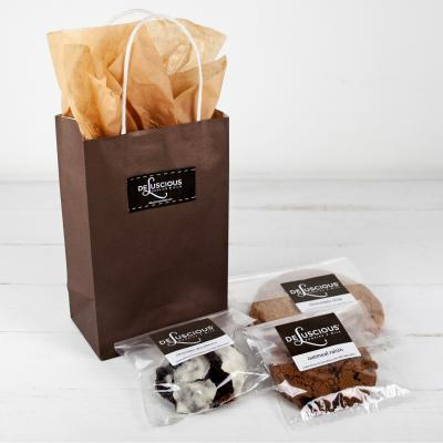Three Cookie Combo Gift Bag