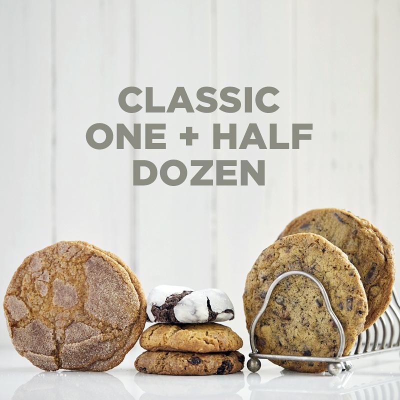 Classic 1 1/2 Dozen
