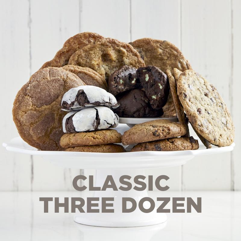 Classic Three Dozen
