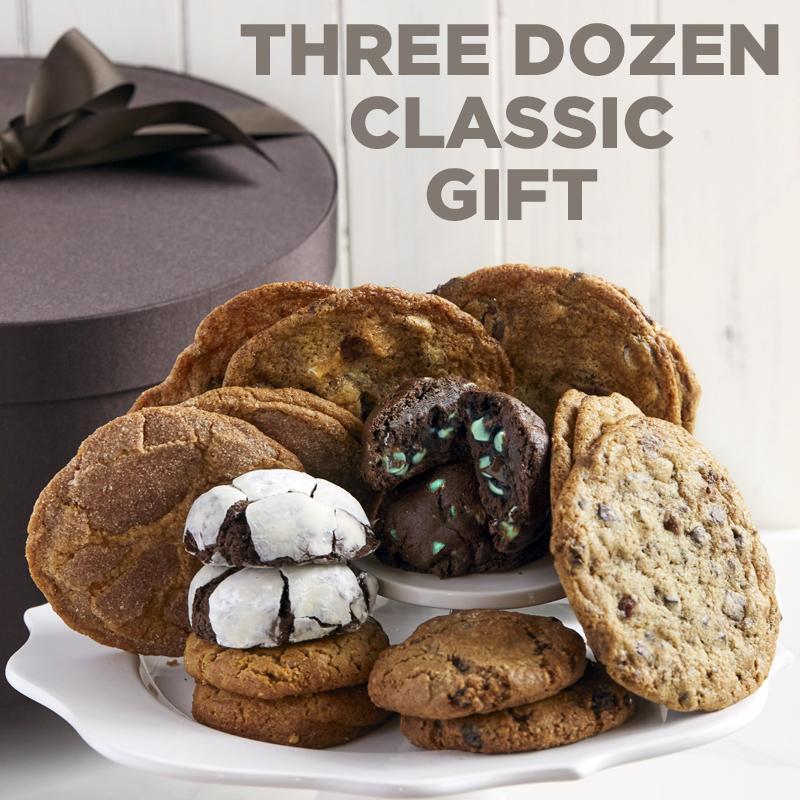 Three Dozen Classic Gift