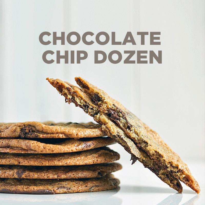 Chocolate Chip Dozen