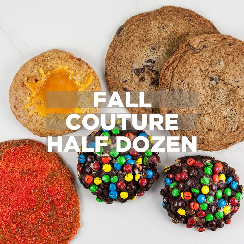 Fall Couture 1/2 Dozen