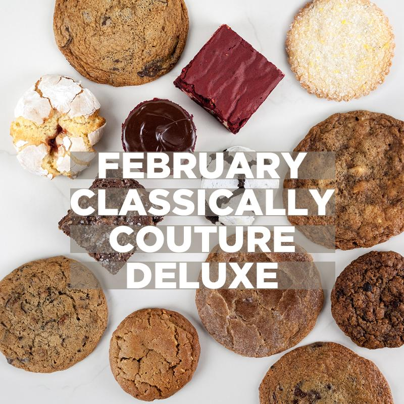February Classically Couture Deluxe