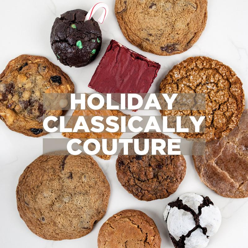HOLIDAY CLASSICALLY COUTURE