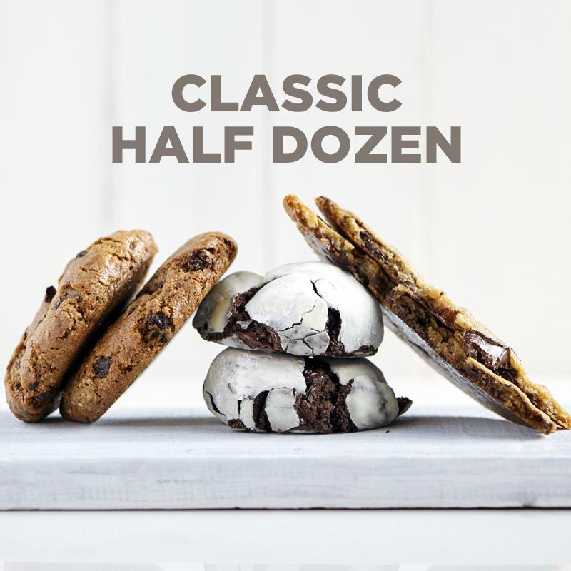 Classic 1/2 Dozen
