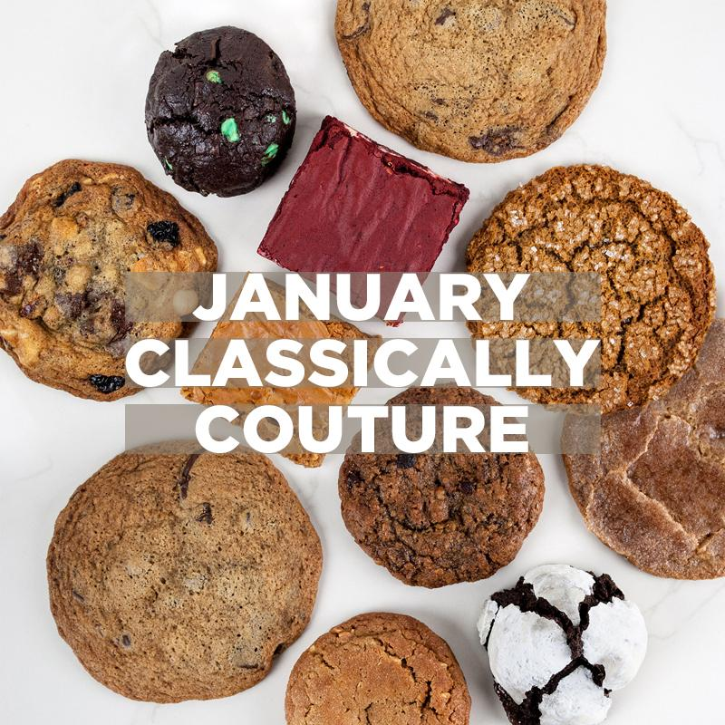 January Classically Couture