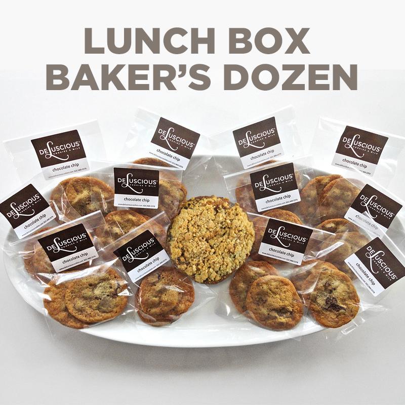 Lunch Box Baker's Dozen