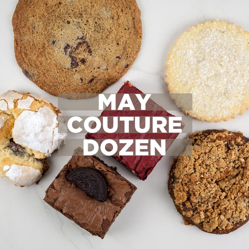 May Couture Dozen