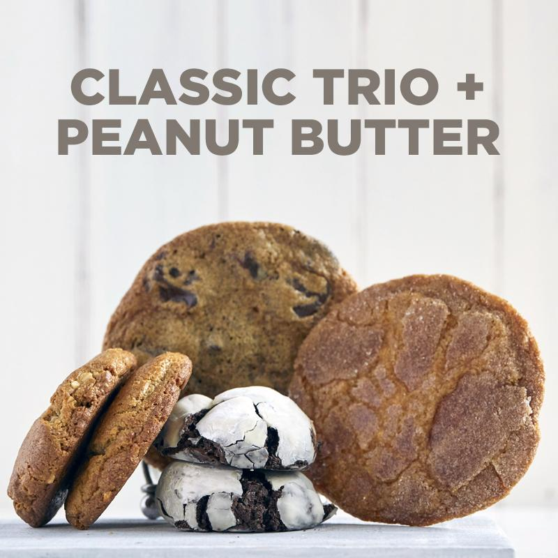 Classic Trio   Peanut Butter