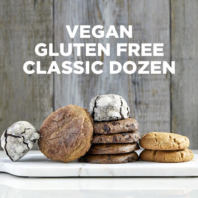 Vegan Gluten-Free Classic Dozen